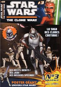 Star Wars The Clone Wars Mag 03