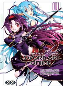 Sword Art Online - Mother´s Rosario T01