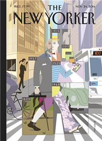 Richard McGuire - The New Yorker