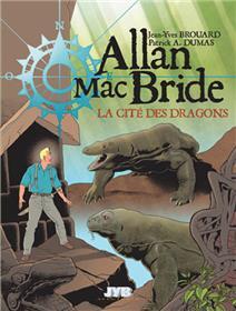 Allan MacBride T04 La cité des dragons