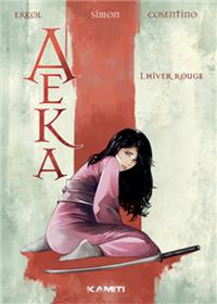Aeka T01 Hiver Rouge