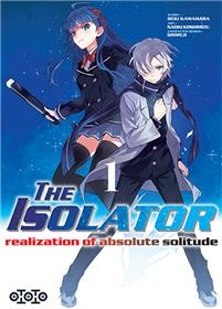 The isolator T01