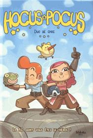 Hocus & Pocus Duo de choc