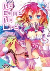 No Game No Life T02