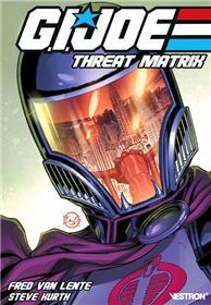 G.I. JOE  Threat Matrix
