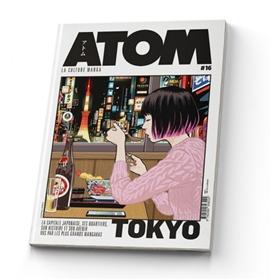 ATOM 16 (HC) La capitale japonaise vue par les plus grands mangakas