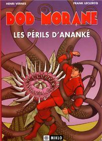 Bob Morane Les périls d'Ananké (Version toilée et signée)