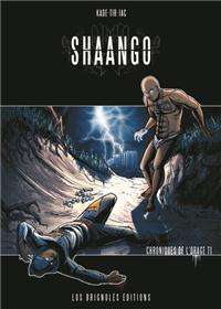 Shaango Recueil T01 Chroniques de l´orage