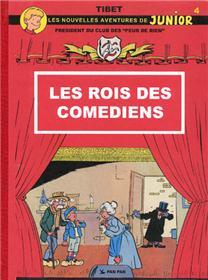 Les Peur de rien T04 Les rois des comédiens