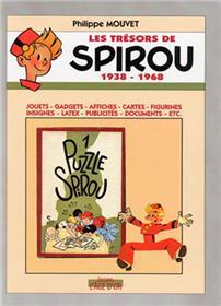 Trésors de Spirou 1938-68