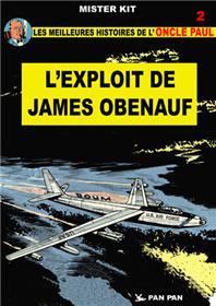 Les meilleures histoires de l´oncle Paul T02 L´exploit de James Obernauf